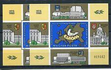 Ungarn Block 147 A + B postfrisch / KSZE .................................1/2861