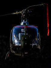 Royal Marine Gazelle Helicopter A4 photograph print RM