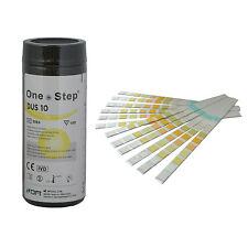 300 Doctor/GP 10 Parameter Urine Reagent Strip Tests Diabetes - ph - UTI & More