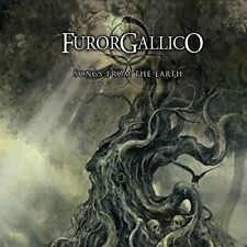 FUROR GALLICO - THE SONGS FROM THE EARTH  CD NEUF