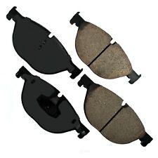 Disc Brake Pad Set-Euro Ultra Premium Ceramic Pads Front Akebono EUR1409