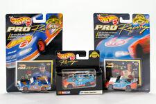 Hot Wheels Racing Lot of 3 Petty Pontiac Diecast Cars