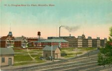 A View Of The W.L. Douglas Shoe Company Plant, Montello, Massachusetts MA