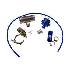 Super 5 GT Turbo - Kit montage dump-valve + dump-valve et durites Bleu