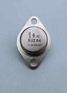 BUZ 84 Sipmos Leistungstransitor 2 Stück