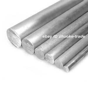 Φ60mm ALUMINUM 6061 Round Rod D60mm Any Length Solid Lathe Bar Cut Stock Metal