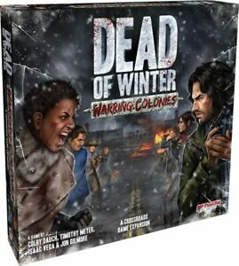 Dead of Winter Warring Colonies - NEW Board Game - AUS Stock