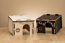 Kleintierhäusschen Nagerhaus für Kleintiere Meerschweinchen Hamster etc.