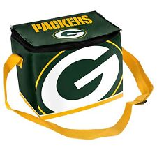 Green Bay Packers Insulated soft side Lunch Bag Cooler New - BIg Logo