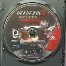 Ninja Gaiden 3 Razor's Edge - Sony PlayStation 3 PS3   Game Rare Hard to FInd