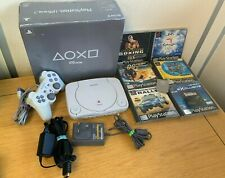 Sony PlayStation 1 PS One Console 6 x Games Boxed Job Lot Bundle