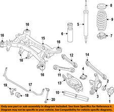 BMW OEM 12-14 328i Rear-Lower Control Arm 33326792541