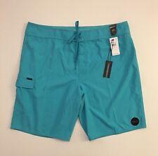 NWT - O'Neill Men's Size 38 Santa Cruz Solid Board Shorts - $35