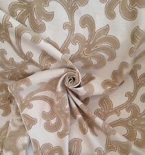 23 Metres Prestigious Chenille Medallion Canvas Curtain & Upholstery Fabric