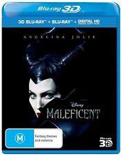 Maleficent (Blu-ray, 2014)