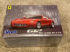 NIB REVELL Ferrari 612 Scaglietti 1/25 Model Kit FACTORY-SEALED in UNOPENED BOX
