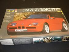 A Revell un made plastic kit of a BMW Z1 Roadster.  boxed