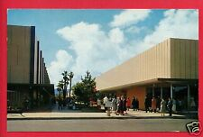 STANFORD CA THE MALL EL CAMINO REAL 1956 McKIBBEN LaGRANGE INDIANA IN   POSTCARD