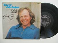 "LP - BARRY McGUIRE - C´MON ALONG "" TOP  "" EX +++ VINYL NEUWERTIG (WASHED)"