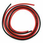 NOVAK SUPER FLEX 12AWG SILICONE WIRE - NK5530 (3 Feet Red+Black)