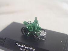Lanz Bulldog m. Gummibereifung - Busch HO 1:87 Modell 59907 #E