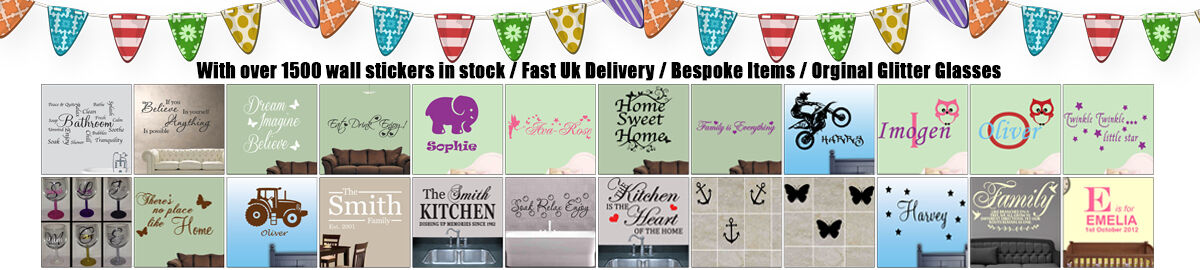 designs4you Wall Stickers & Decals