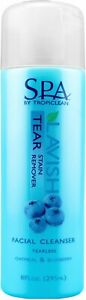 TropiClean Lavish Tear Stain Remover Oatmeal & Blueberry  Free Shipping