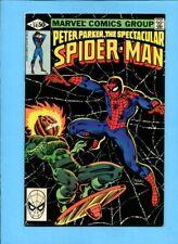 The Spectacular Spider-Man #56 2nd App. Jack O'Lantern Marvel Comics July 1981