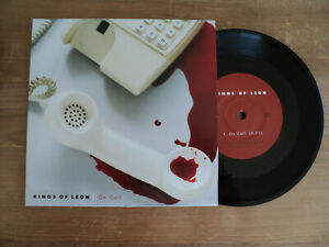 """KINGS OF LEON / On call - My third house (2007) 7"""" RARE CLASSIC ROCK"""