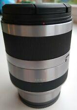 Sony 18-200mm F/3.5-6.3 OSS Lens E Mount SEL18200