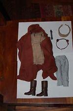 "Mace Windu Jedi Council 12"" Outfit-Hasbro-Star Wars 1/6 Scale Custom Side Show"