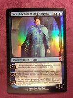 Jace, Architect of Thought   FOIL   VO -  MTG Magic (NM)
