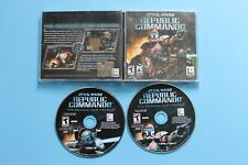 Star Wars: Republic Commando Jewel Case (PC, 2011)