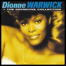DIONNE WARWICK - THE DEFINITIVE COLLECTION CD ~ R&B SOUL ~ 60's 70's *NEW*