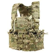CONDOR MOLLE Modular Nylon Chest Set Vest Rig cs-008 Genuine Crye Multicam Camo