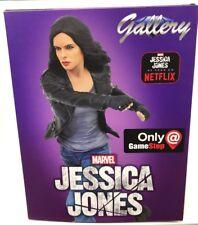 Diamond Select Toys Marvel Gallery: Jessica Jones Netflix TV PVC Gamestop Exclus