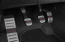 Original SEAT Sportpedale Pedalset Pedalkappen Desire rot, Ibiza Mj 2018