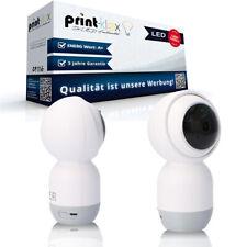 Smart Home Innen Kamera 360° Grad IP20 Überwachnungskamera 1080p Wifi Wlan