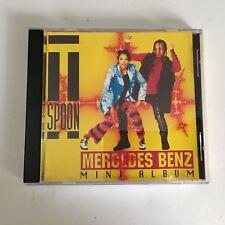 T-Spoon – Mercedes Benz: Mini Album CD _Very Good.   (8A48)