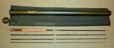 "SAGE FLY ROD ""Little"" ONE 282-4 8'2"" for 2 line in 4 pc w tube and bag"