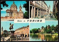 AD0860 Saluti da Torino - Città - Vedute