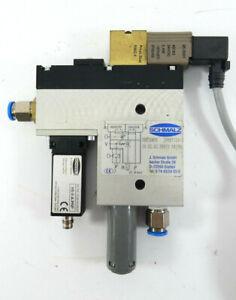 Schmalz SEK 10 NO ASV Kompaktejektor | 10.02.02.00075 | Vakuumschalter
