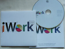 Apple Mac iWork 09 (pages, chiffres, Keynote) - 5 Utilisateur Family Pack anglais