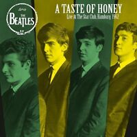 THE BEATLES - A TASTE OF HONEY: LIVE AT THE STAR CLUB,1962   VINYL LP NEW!