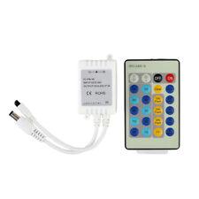 24Keys IR Remote Controller For DC12V-24V Single Color 3528 5050 LED Strip Light
