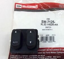 97-04 Ford F-150 Super Or Regular Cab LH Driver Side Master Double Window Switch