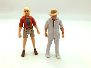 "Jurassic World Legacy John Hammond Ellie Sattler 3.75"" Park Target Exclusive"