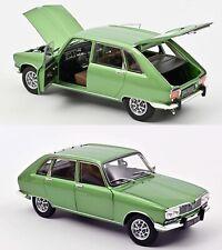 1/18 Norev Renault 16 TX 1974 Green Metallic Neuf En Boite Livraison À Domicile