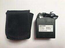 Genuine Medela 901.7002 Breast Pump Battery Pack Power Supply Portable w/ Case