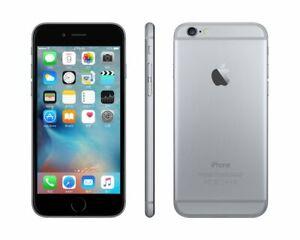 Apple iPhone 6 - 64GB - Space Grey (O2) A1586 (CDMA + GSM) refurbished Grade A